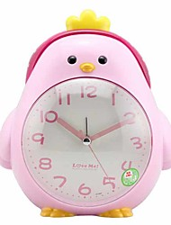 cheap -Alarm clock Analog-Digital Plastics Quartz 1 pcs