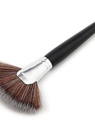 Недорогие -1 шт. Кисти для макияжа профессиональный Кисть-метелка удобный Дерево