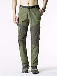 cheap -Men's Hiking Pants Outdoor Fast Dry, Breathability, Stretchy Pants / Trousers Fishing / Camping
