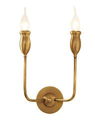 baratos -ZHISHU Estilo Mini Tifani / Simples Luminárias de parede Sala de Estar / Quarto / Sala de Jantar Metal Luz de parede 110-120V / 220-240V 5 W