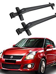 Недорогие -2pcs 0.48 m Багажник на крыше Алюминиевый сплав Назначение Suzuki Swift Все года