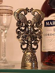 baratos -Abridor de Garrafa Metal, Vinho Acessórios Alta qualidade CriativoforBarware 4*3.5*14.5 cm cm 0.11 kg kg Gadget de Cozinha Criativa /