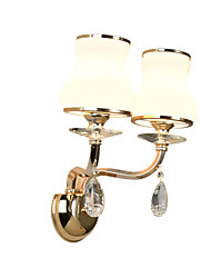 cheap -New Design / Creative Modern / Contemporary / Country Wall Lamps & Sconces Study Room / Office / Indoor Metal Wall Light 110-120V / 220-240V 40 W