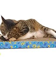 Недорогие -Кошачья приманка / Other Подходит для домашних животных / Когтеточка Другие материалы Назначение Коты
