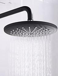 Недорогие -Смеситель для душа - Современный Окрашенные отделки Монтаж на стену Керамический клапан Bath Shower Mixer Taps / Латунь / Одной ручкой Два отверстия