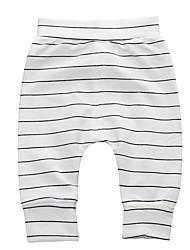 economico -Bambino Da ragazza Moda città A strisce Cotone Pantaloni / Bambino (1-4 anni)