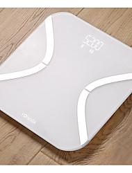 cheap -Yolanda CS20E 11 in 1 Health coaching program BIA Technology Smart Scale Bluetooth Scale Digital Body Fat Bone mass Weighing Scale BMI Weighing Scale Smart Body water Metabolic age Scale