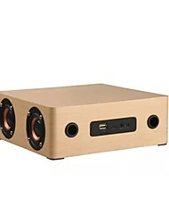 cheap -Q5CM Multi-functional 3.5mm AUX / USB / TF Card Slot Outdoor Speaker Brown