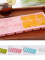 cheap -Bakeware tools Silicone DIY For Cookie / For Ice / Ice Cream Cake Molds / Dessert Tools 1pc