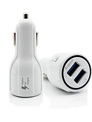 abordables -Automatique Unique / Car Chargeur USB Socket 2 Ports USB for 12 V