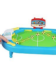 Недорогие -Настольный футбол мини Стресс и тревога помощи / Веселая Пластиковый корпус Детские Подарок