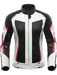 baratos -DUHAN 186 Roupa da motocicleta JaquetaforFeminino Poliéster Verão Scratch Resistant / Antichoque / Respirável