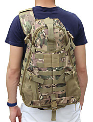 cheap -55 L Hiking Backpack - Quick Dry, Wearable Outdoor Hiking, Camping Nylon Black, Camouflage