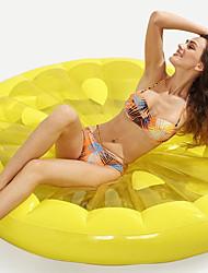 Недорогие -Фуксия Надувные игрушки и бассейны PVC Прочный, Надувной Плавание / Водные виды спорта для Взрослые 143*143*20 cm