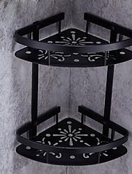 economico -Portasciugamani a muro / Mensola del bagno / Porta spazzolini Nuovo design / Multistrato / Creativo Modern Alluminio 1pc Matrimoniale