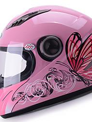 Недорогие -YEMA 827 Интеграл Взрослые Универсальные Мотоциклистам Защита от удара / Защита от ультрафиолета / Защита от ветра