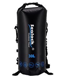Недорогие -Sealock 30 L Водонепроницаемый сухой мешок Дожденепроницаемый, Пригодно для носки для Плавание / Дайвинг / Серфинг