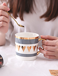 cheap -Drinkware Porcelain / China Mug Boyfriend Gift / Girlfriend Gift 1pcs