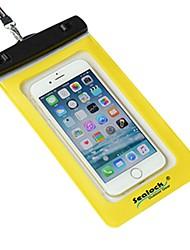baratos -Bolsa Celular / Telefone Móvel Bag para Celular Leve / Á Prova-de-Chuva / Vestível 6 polegada Borracha 20 m
