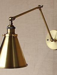 Недорогие -Новый дизайн Модерн Настенные светильники Гостиная / Спальня Металл настенный светильник 220-240Вольт 40 W