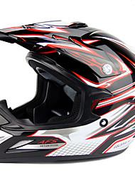 abordables -YOHE YH-623-B-R1 Intégral Adultes Unisexe Casque de moto Anti UV / Respirable