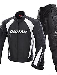 baratos -DUHAN 089 Roupa da motocicleta Conjunto de calças de jaquetaforHomens Tecido Oxford Inverno Impermeável / Anti-Vento / Á Prova-de-Água
