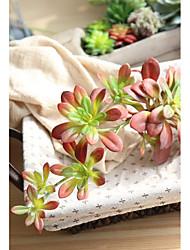 Недорогие -Искусственные Цветы 1 Филиал Простой стиль / Modern Pастений / Вечные цветы Цветы на стену