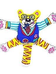 povoljno -Igračke za žvakanje / Trening / Squeaking Toys Pet Friendly / Prijenosno / Cartoon Toy Ostali materijal / Tekstil Za Psi