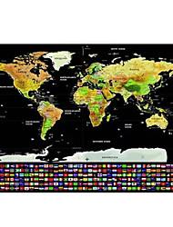 Недорогие -Шутки и фокусы Карты Для школы Новый дизайн Крафт-бумага 1 pcs Взрослые Все Мальчики Девочки Игрушки Подарок