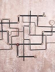 baratos -Criativo Decoração de Parede Metal Europeu Arte de Parede, Decorações de Metal para Parede Decoração