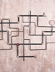 cheap -Creative Wall Decor Metal European Wall Art, Metal Wall Art Decoration
