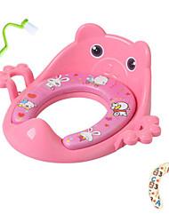 Недорогие -Сиденье для унитаза Новый дизайн / Для детей / с щетка для очистки Обычные / Modern PP / ABS + PC 1шт Аксессуары для туалета / Украшение