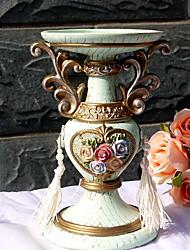 baratos -Moderno / Contemporâneo / Estilo simples Suporte de Vela Vela de Chá / Castiçal 1pç, Candle / Candle Holder