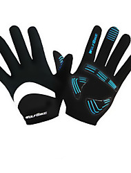cheap -WOSAWE Full Finger Unisex Motorcycle Gloves Net Fabric / Breathable Mesh Touch Screen / Breathable / Wearproof