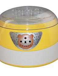 abordables -Créateur de Yaourt Design nouveau / Complètement automatique Acier Inoxydable / ABS Machine à yogourt 220-240 V 15 W Appareil de cuisine
