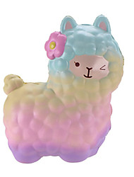 cheap -LT.Squishies Squeeze Toy / Sensory Toy / Stress Reliever Sheep / Deer Decompression Toys Poly urethane 1 pcs Children's All Gift