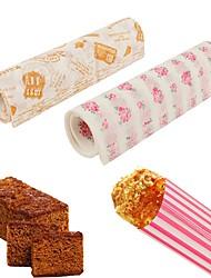 baratos -Ferramentas bakeware Malha de Poliéster Extensível 120g / m2 Fofo Pão / Torta / para Candy Sobremesa decoradores / Ferramentas para Forno e Pastelaria 50pçs