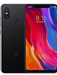 "abordables -Xiaomi MI8 Global Version 6.21 pouce "" Smartphone 4G ( 6GB + 64GB 12 + 12 mp Muflier 845 3400 mAh mAh )"