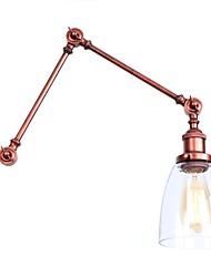 economico -Stile Mini / Nuovo design Retrò / vintage / Paese Luci del braccio oscillante Sala da pranzo / Negozi / Cafè Metallo Luce a muro 110-120V