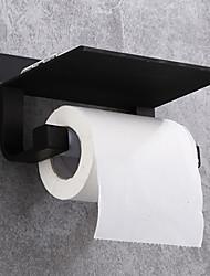 economico -Porta rotolo di carta igienica Nuovo design / Fantastico / Creativo Modern Alluminio 1pc - Bagno Montaggio su parete