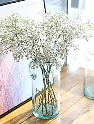 Недорогие -Искусственные Цветы 5 Филиал Простой стиль / Modern Перекати-поле / Вечные цветы Букеты на стол