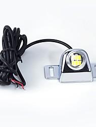 Недорогие -1 шт. Автомобиль Лампы 6 W SMD 3020 480 lm 6 Светодиодная лампа Внешние осветительные приборы For Универсальный Универсальный Универсальный