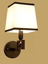 preiswerte -Neues Design / Cool Einfach / Modern / Zeitgenössisch Wandlampen Wohnzimmer / Schlafzimmer Metall Wandleuchte 220-240V 40 W