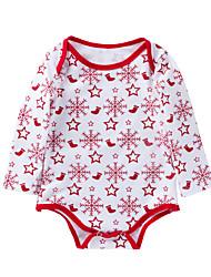 cheap -Baby Girls' Print Long Sleeve Bodysuit