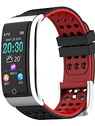 cheap -Smart Bracelet Smartwatch E08 for iOS / Android Waterproof / Blood Pressure Measurement / Calories Burned / Long Standby / Pedometers Pedometer / Call Reminder / Activity Tracker / Sleep Tracker