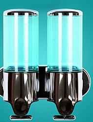 Недорогие -Дозатор для мыла Новый дизайн / Креатив / Автоматический Современный Нержавеющая сталь / ABS + PC Ванная комната На стену