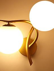 baratos -Novo Design / Fofo Moderno / Contemporâneo Luminárias de parede Sala de Estar / Quarto Metal Luz de parede 220-240V