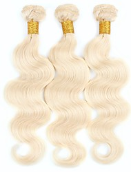 cheap -Remy Human Hair Weft New Arrival / 100% Virgin Wavy Peruvian Hair 70cm 300 g 12 Months Christmas / Christmas Gifts / Wedding