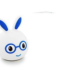 cheap -1pc Rabbit LED Night Light Color-changing USB For Children / Rechargeable / Dimmable 5 V