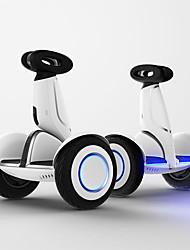 abordables -Xiaomi N4M340 Ninebot Plus Gyro Skate / Trottinette Electrique Antidérapant 11 pouce Alliage de Magnésium 800 W Jusqu'à 35000 m Et 18 km/h Bluetooth, Contrôle de l'APP, BMS Blanc Tous